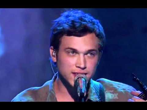 Phillip Phillips - Matchbox 20 - Disease - Studio Version - American Idol 11