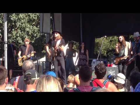 A Thousand Horses - Smoke - Live at ACL 2014