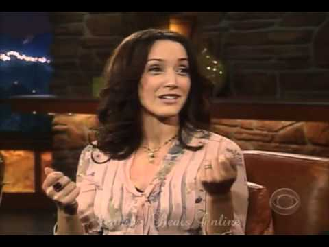 Jennifer Beals   Interview The Late Late Show w  Craig Ferguson February 16, 2005