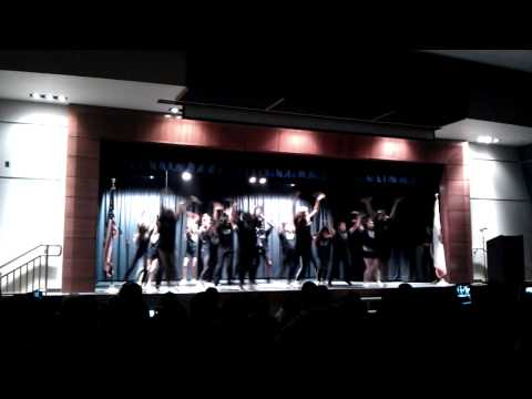 Glacier Point Middle School - Gangnam Style
