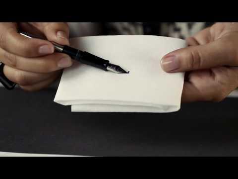 Fountain Pen Ink Refill