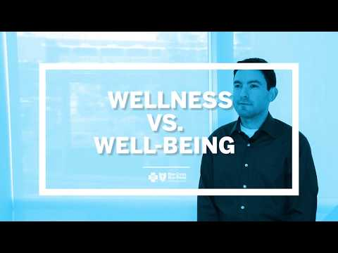 Wellness vs well-being: What's the difference?