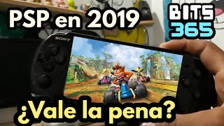 ¿PSP en 2019?¿Vale la pena? || Especial 100 Subs!!!!