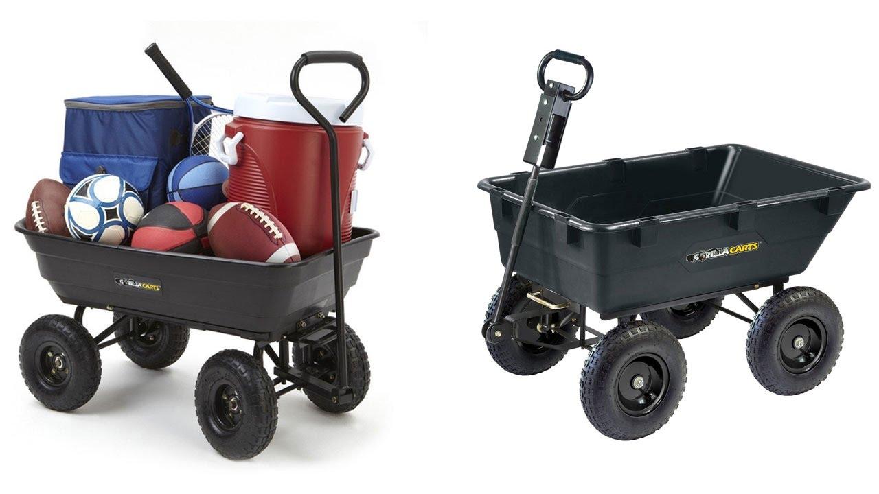 top 5 best garden carts reviews best garden wheelbarrow reviews
