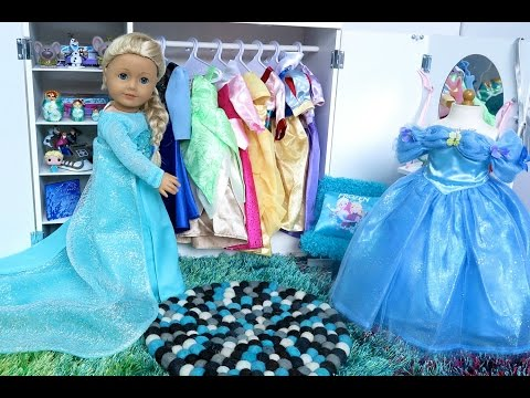 Our Generation Wardrobe For American Girl Dolls!