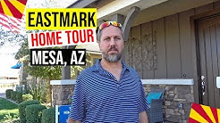 Mesa, Arizona Tour: Eastmark (Mesa, AZ) Homes |  Moving / Living In Phoenix Arizona Suburbs (Pt. 2)
