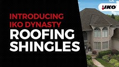 IKO Dynasty™Roofing Shingles Feature
