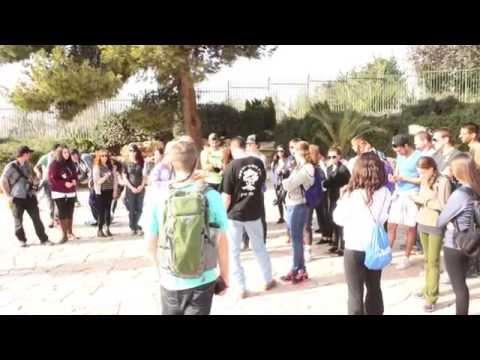 Israel 2014-Sababa Bus!