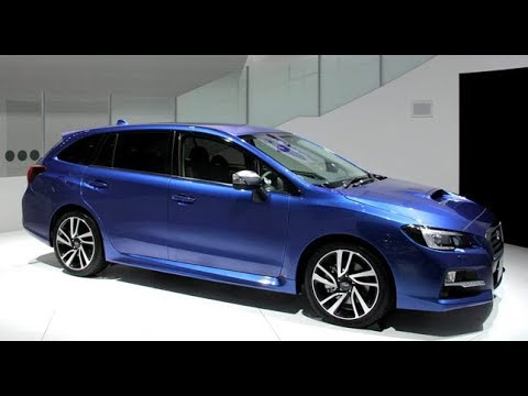 2018 Subaru Levorg Wrx Wagon Interior And Exterior