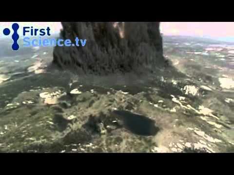 Volcano under YellowStone - (Supervolcano Eruption Scenario) by FirstscienceTV