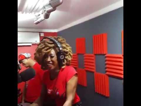 Terra D Governor Live on Power 95.1 FM Grenada [1/7/2016]