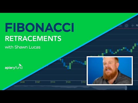 Fibonacci Retracements with Shawn Lucas