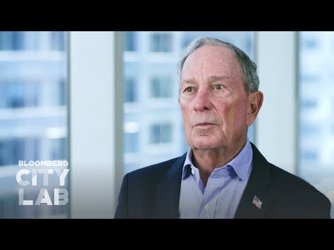 Mike Bloomberg Opens CityLab 2021