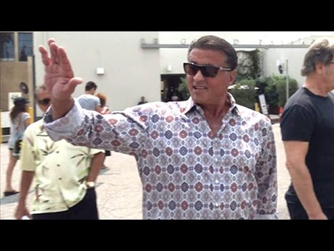 70 Year Old Sylvester Stallone Wished Happy Birthday