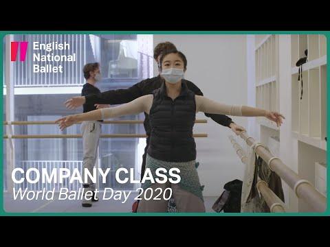 Company Class (2020) | English National Ballet #WorldBalletDay