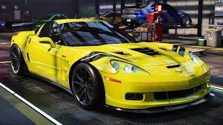 1,200HP CORVETTE! - Need for Speed: Heat Part 63