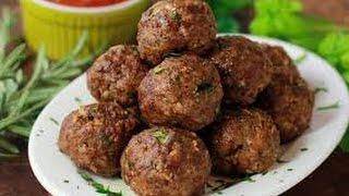 Dry Mutton Kofta/Mutton Meatballs/Green or hara Kofta recipe in hindi*Areem Cooking*