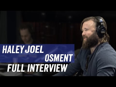 Haley Joel Osment  'Silicon Valley', Traveling, Child Acting   Jim Norton and Sam Roberts