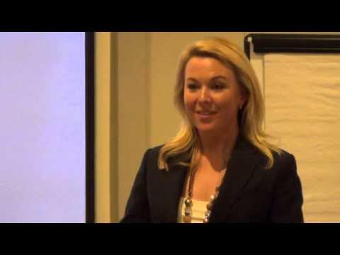 Caroline Frisenberg talks at International Professionals Network