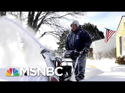 Texas Bearing Burden Of Failure To Heed Cold Weather Lesson Ten Years Ago   Rachel Maddow   MSNBC
