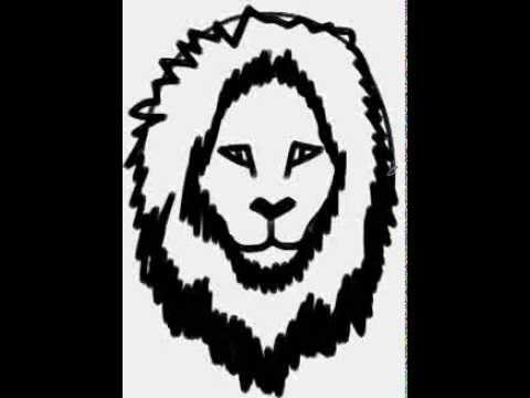 How To Draw A Lion Aslan Nasıl çizilir Youtube
