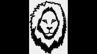 How to draw a lion? - aslan nasıl çizilir ?