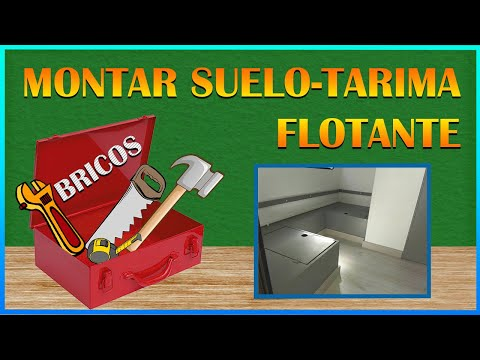 7 como poner una tarima flotante suelo a nuestra - Como poner suelo porcelanico ...