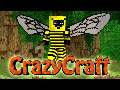 Minecraft | CrazyCraft 2.0 - OreSpawn Modded Survival Ep 110 -