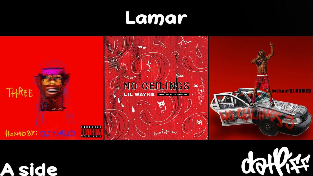 Lil Wayne - Lamar | No Ceilings 3 (Official Audio)