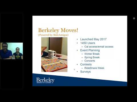 Berkeley Moves! Connecting the Dots to Establishing an Effective Collegiate Transportation Program