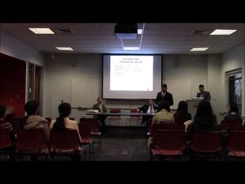 George Mason University, VA, Presentation on Immigration Law