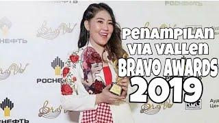 Via vallen - selow - live at bravo  music awards 2019 Russia