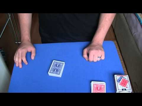 """Quick Travel"" Amazing Card Trick [Performance & Tutorial]"