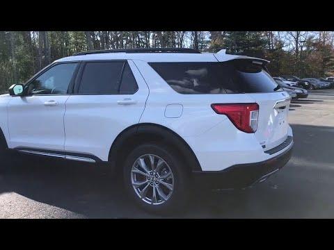2020 Ford Explorer near me Milford, Mendon, Worcester, Framingham MA, Providence, RI T20-086