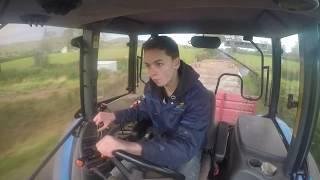 Potatoes 2017 - Digging Potatoes - Kverneland UN2200