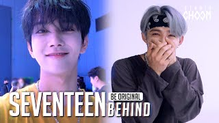 [BE ORIGINAL] SEVENTEEN(세븐틴) 'Left & Right' (Behind) (ENG SUB)
