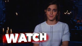 disney s beauty and the beast emma watson message at d23 expo 2015 presentation