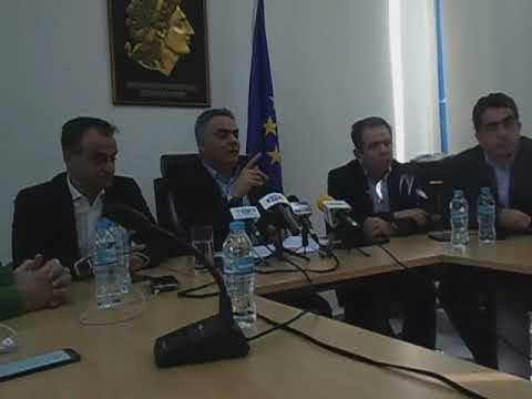 Τι είπε ο Π. Σκουρλέτης για το ενδεχόμενο να είναι υποψήφιος με τον ΣΥΡΙΖΑ  ο Γιώργος Αδαμίδη. « 348ce0568f8