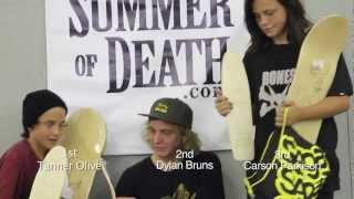 Summer Of Death 2012 - Crossroads Skatepark