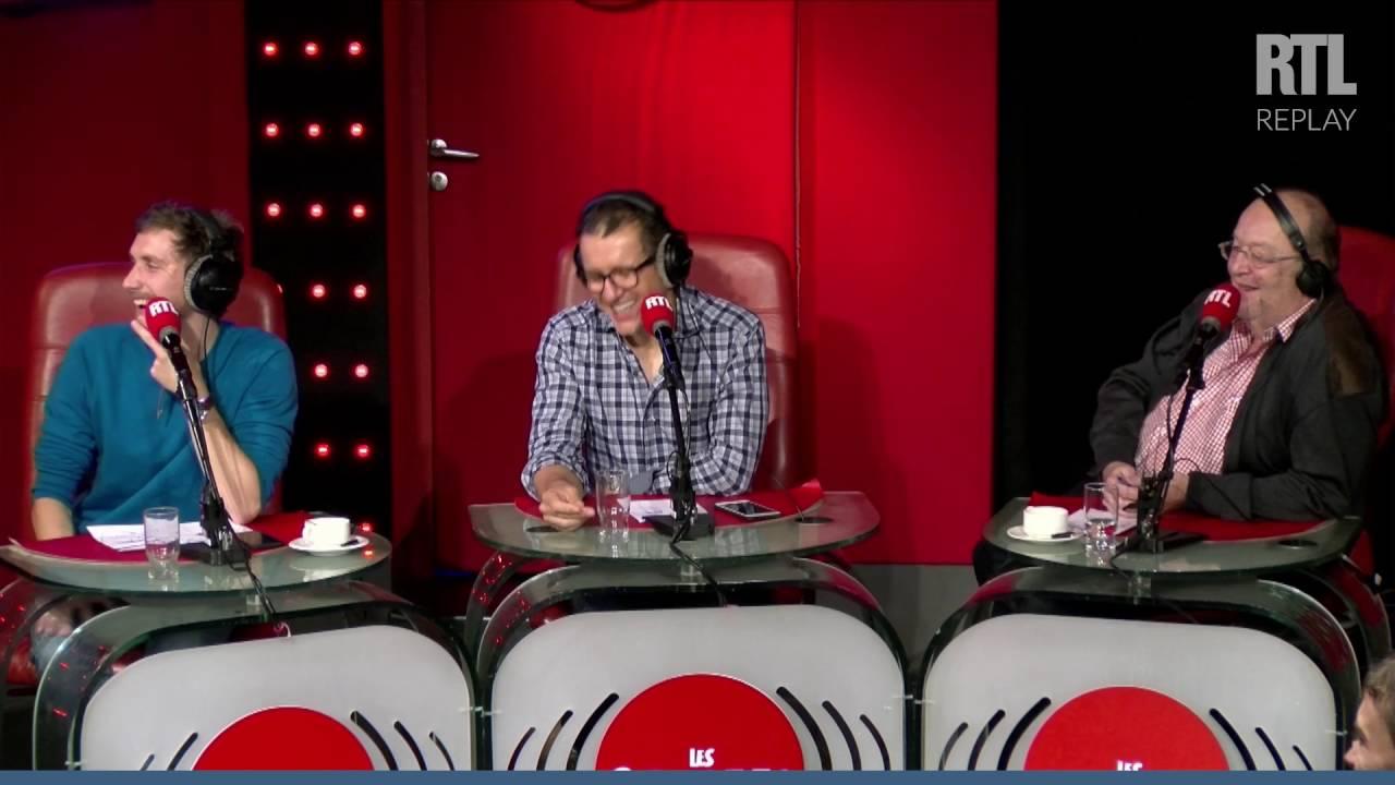 La vie amoureuse mouvemente de Jeanfi Janssens  RTL