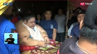 Evakuasi Titi, Wanita Obesitas 350 Kg Dibantu 20 Orang Hingga Jebol Jendela Rumah - SIS 11/01