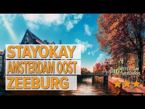 Stayokay Amsterdam Oost Zeeburg  Hotel Review | Hotels In Amsterdam | Netherlands Hotels