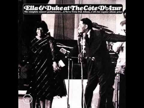 Ella Fitzgerald & Duke Ellington: It Don't Mean a Thing, Live at the Cote D'azur