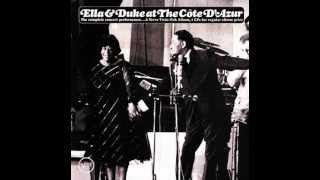 ella fitzgerald duke ellington it don t mean a thing live at the cote d azur