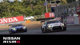 SUPER GT 2019 Rd.4Thailand Race Day Digest