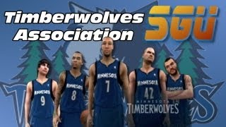 NBA 2K12: Minnesota Timberwolves Association - EP 1