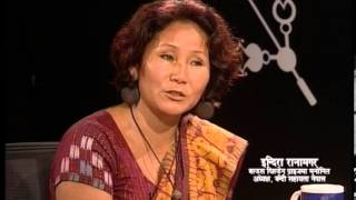 Indira Rana Magar (Nominee of World's Children's Prize) in TOUGH talk with Dil Bhusan Pathak- 89