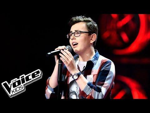 """Michał Makowski – """"All of Me"""" – Przesłuchania w ciemno – The Voice Kids Poland"""