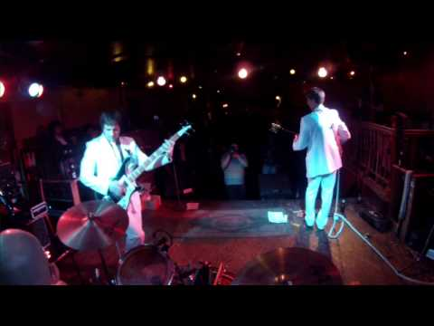 """The Waves """"Transitional Silence"""" Live at Nietzsche's Buffalo, NY 1/19/13 Allentown Music Anniversary"""