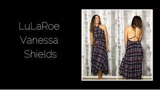 LuLaRoe Deanne Skirt: 5 Ways as a Dress!!